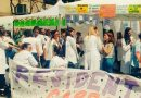 Salud Pública: Residentes que no cobran hace cinco meses protestan en el obelisco de la Ciudad