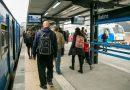 Transporte: Avanza la obra que modernizará la estación Palermo del tren San Martín