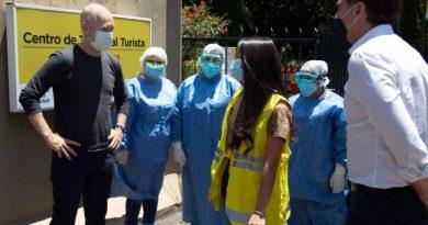 Covid: Demoras para testear a turistas y residentes de la CABA que vuelven de viaje