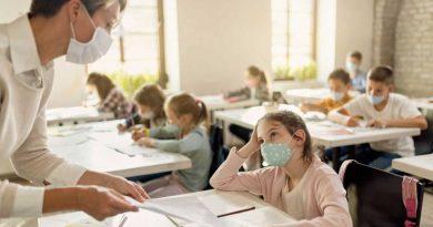 """La Ciudad remarcó que """"solamente"""" existieron 15 casos de covid-19 entre docentes"""