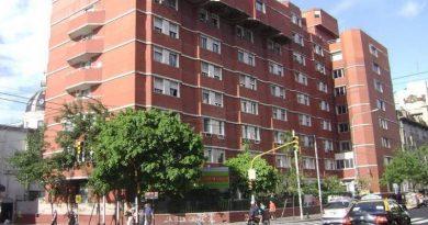 El Gobierno de la Ciudad, clausuró el Hospital Español