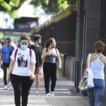 Covid: Con 3358 positivos, la ciudad alcanzó un nuevo récord de contagios