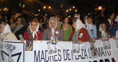 A 45 años de la dictadura, Reporte Urbano dialogó con Madres de Plaza de Mayo