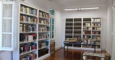 La Biblioteca Helena Larroque de Roffo funciona en el barrio de Villa del Parque