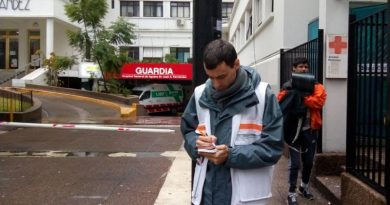 Covid: El Hospital Fernández de Palermo tiene ocupadas las terapias intensivas al 100%