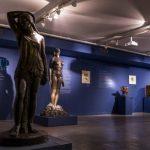 El museo Luis Perlotti ofrece visitas guiadas de forma online