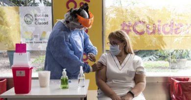 Vacunas Covid: Ya se pueden inscribir los porteños de entre 50 y 54 años sin comorbilidades