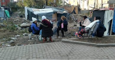 Barrio 31: Un grupo de mujeres pide frenar un desalojo de 100 familias
